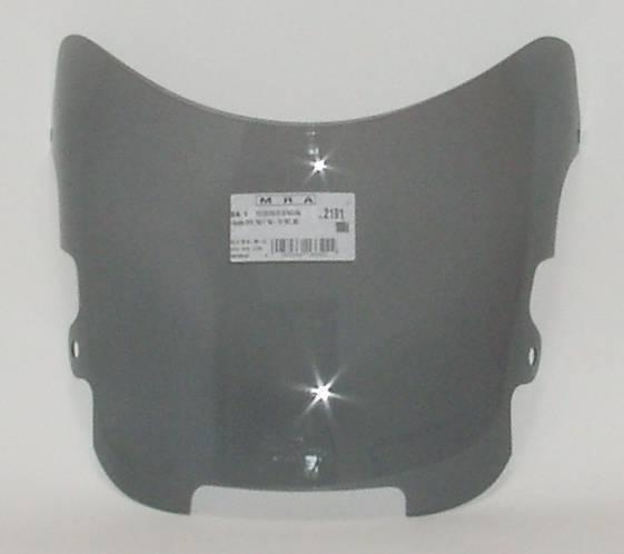 MRA エムアールエー スクリーン スポイラー カラー:ブラック/グラデーション無し VFR750F