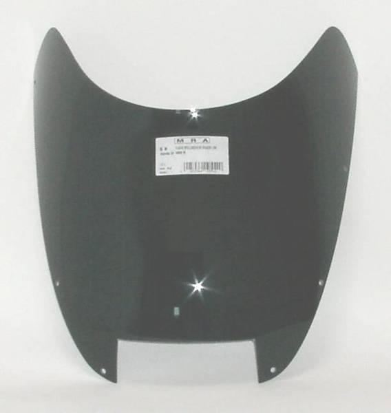 MRA エムアールエー スクリーン スポイラー カラー:ブラック/グラデーション無し VF1000