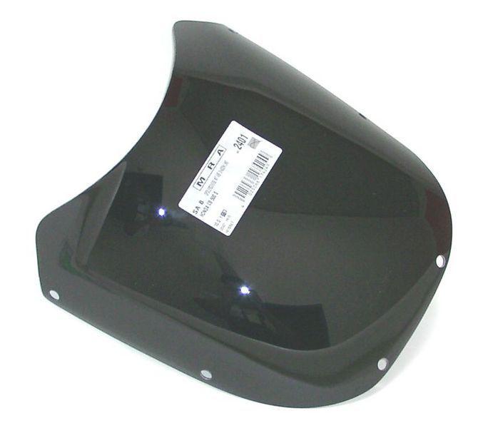 MRA エムアールエー スクリーン スポイラー カラー:ブラック/グラデーション無し CB500S