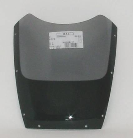 MRA エムアールエー スクリーン スポイラー カラー:ブラック/グラデーション無し VF750F