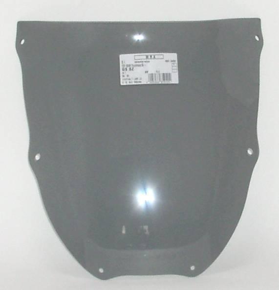 MRA エムアールエー スクリーン スポイラー カラー:ブラック/グラデーション無し YZF1000サンダーエース