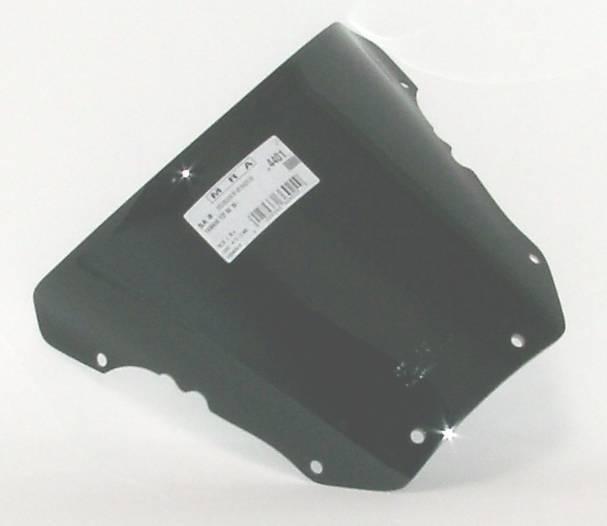 MRA エムアールエー スクリーン スポイラー カラー:ブラック/グラデーション無し YZF-R6