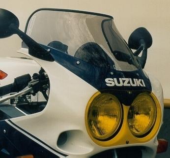MRA エムアールエー スクリーン スポイラー GSX-R750