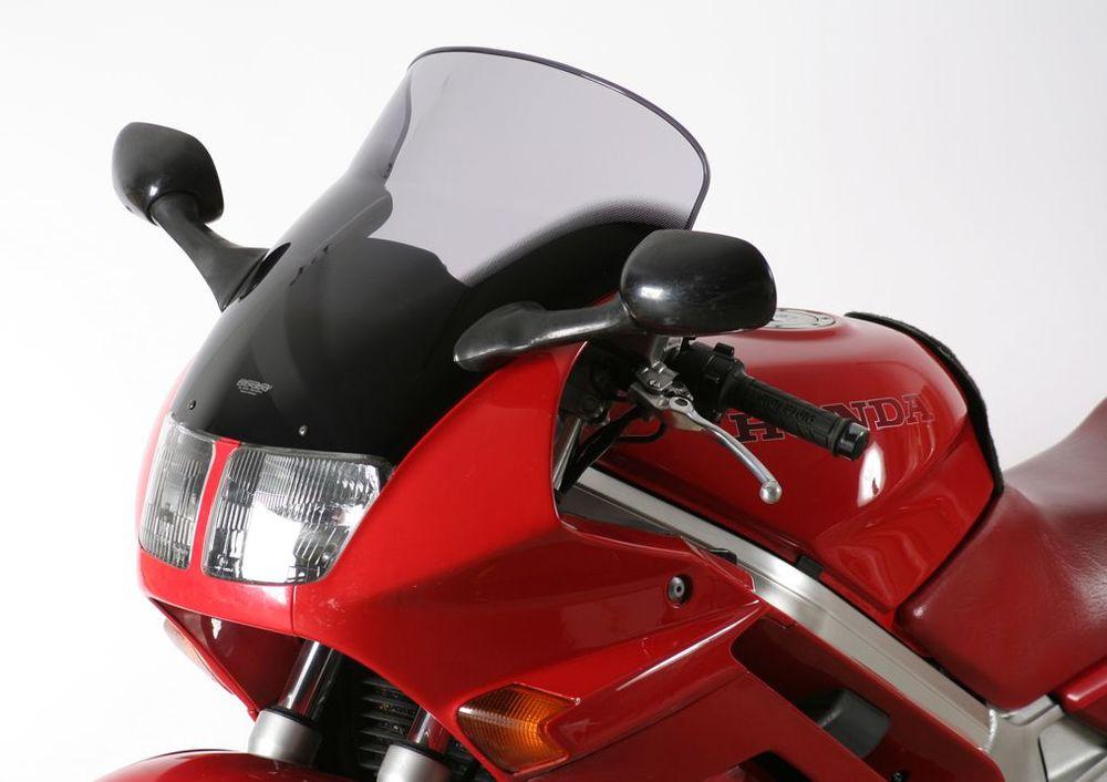 MRA エムアールエー スクリーン ツーリング カラー:ブラック/グラデーション有り VFR750F