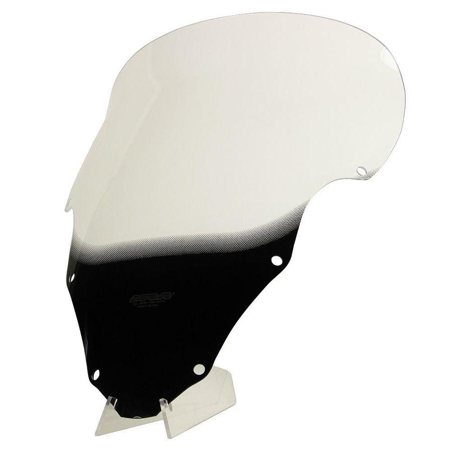 MRA エムアールエー スクリーン ツーリング カラー:ブラック/グラデーション無し CBR600F