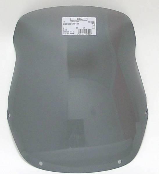 MRA エムアールエー スクリーン ツーリング カラー:ブラック/グラデーション無し XL600Vトランザルプ