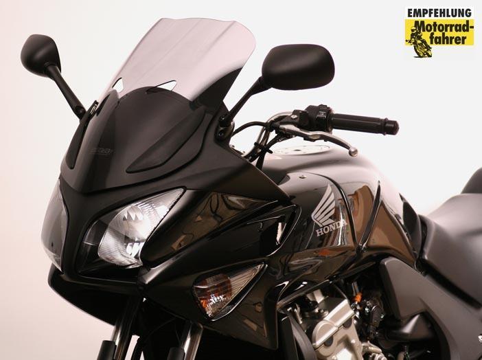 MRA エムアールエー スクリーン ツーリング カラー:ブラック/グラデーション無し CBF600S