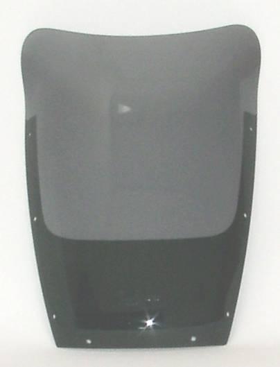 MRA エムアールエー スクリーン ツーリング カラー:ブラック/グラデーション無し VF750F