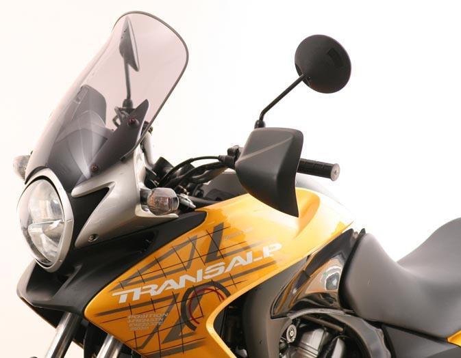 MRA エムアールエー スクリーン ツーリング カラー:ブラック/グラデーション無し XL700Vトランザルプ