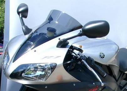 MRA エムアールエー スクリーン ツーリング カラー:スモーク/グラデーション有り YZF-R1
