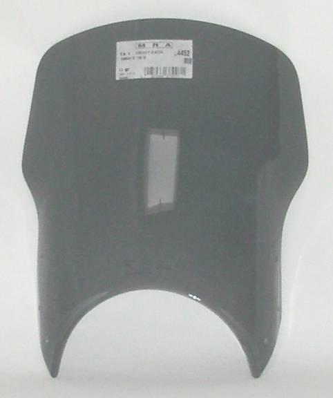 MRA エムアールエー スクリーン ツーリング カラー:ブラック/グラデーション無し BT1100ブルドッグ