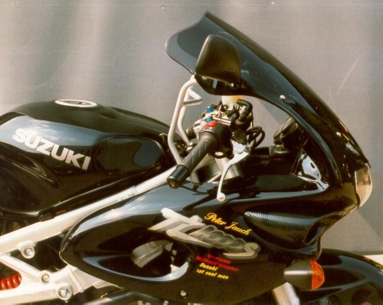 MRA エムアールエー スクリーン ツーリング カラー:ブラック/グラデーション有り TL1000S