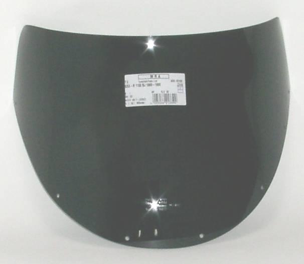 MRA エムアールエー スクリーン ツーリング カラー:ブラック/グラデーション無し GSX-R1100