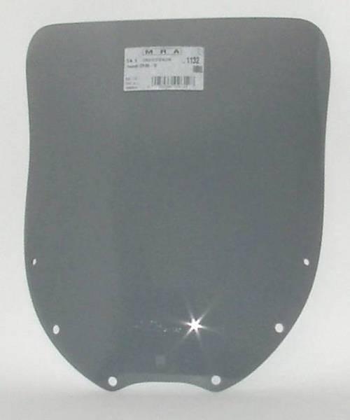 MRA エムアールエー スクリーン ツーリング カラー:ブラック/グラデーション無し ZZR600