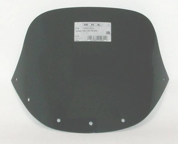 MRA エムアールエー スクリーン ツーリング カラー:ブラック/グラデーション無し Z1000R1[ローソンレプリカ] Z1000R2