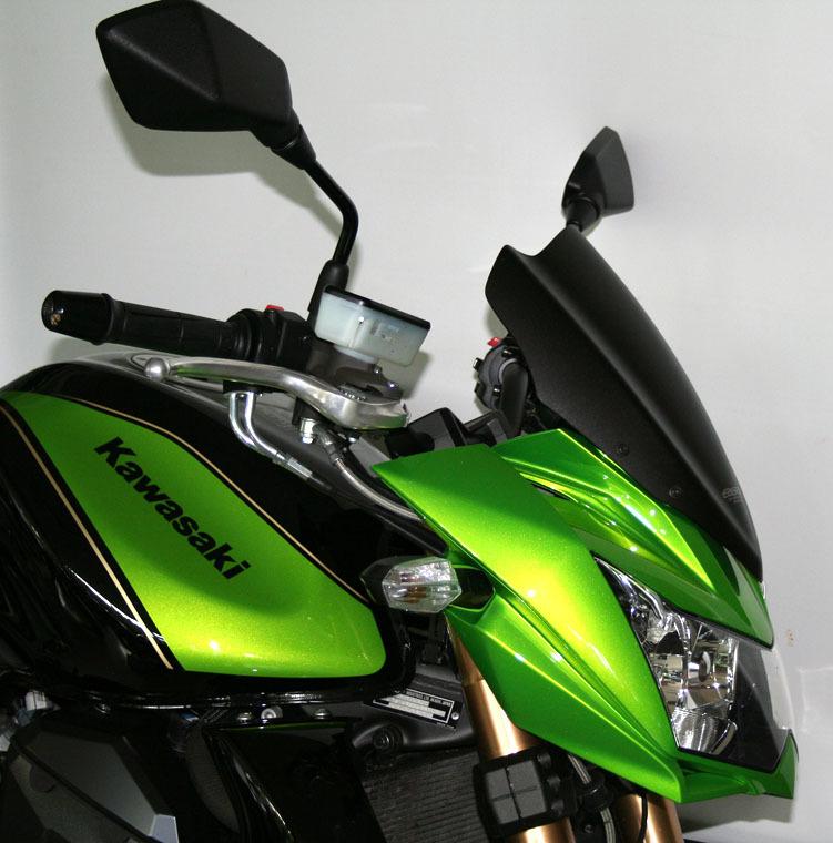 MRA エムアールエー スクリーン ツーリング カラー:ブラック/グラデーション無し Z750R