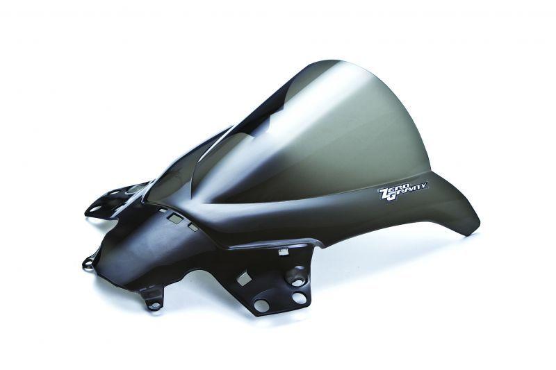 ZEROGRAVITY ゼログラビティ スクリーン 【ダブルバブル】 カラー:スモーク CBR250R (2011-) CBR300R
