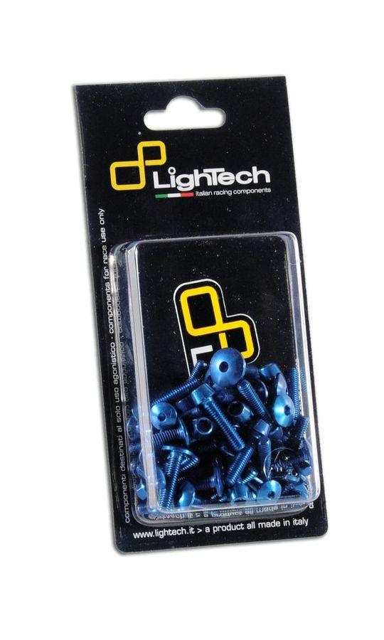 LighTech ライテック その他エンジンパーツ ボルトキット フェアリング用 カラー:ブルー X-ADV