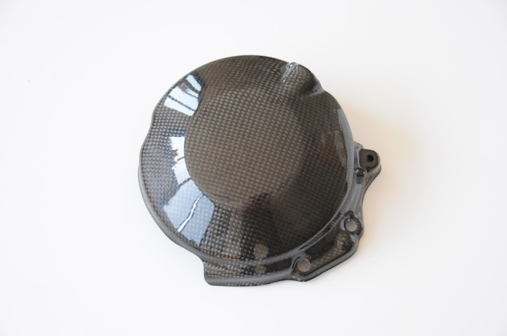 LighTech ライテック カーボンパーツ KAWASAKI用 クラッチカバー ZX-10R
