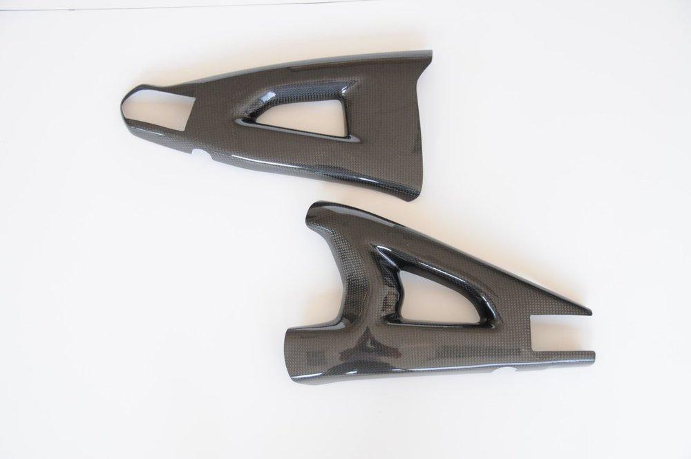 LighTech ライテック カーボンパーツ KAWASAKI用 スイングアームプロテクター ZX-10R