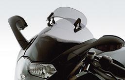 MRA エムアールエー ヴァリオ (VARIO) ツーリング スクリーン FJ1200