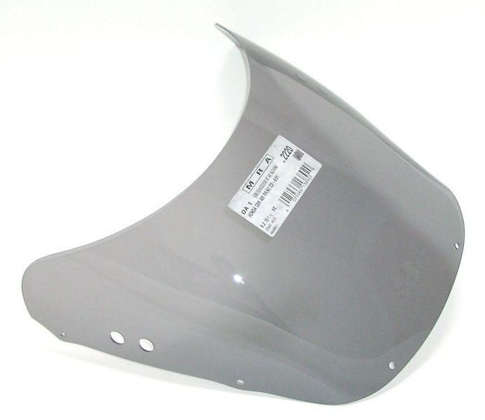 MRA エムアールエー スクリーン オリジナル カラー:スモーク/グラデーション無し CBR400RR