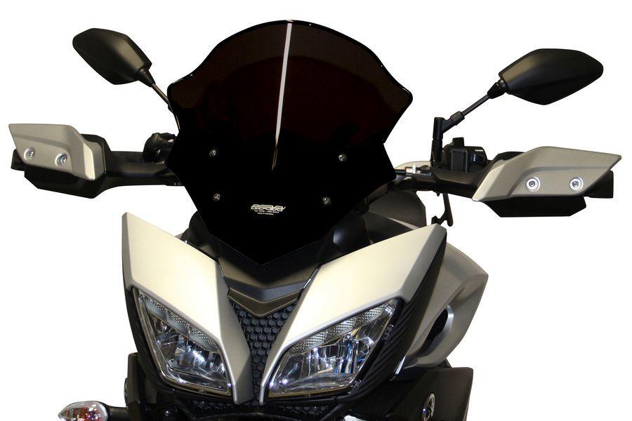 MRA エムアールエー スクリーン ツーリング カラー:ブラック/グラデーション無し MT-09 トレーサー