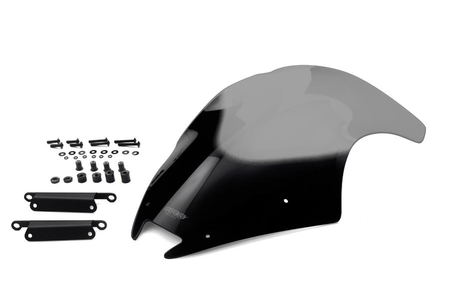 MRA エムアールエー スクリーン ツーリング カラー:スモーク GSX-S1000F