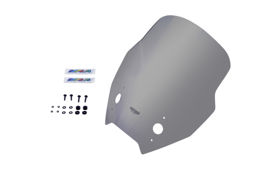MRA エムアールエー スクリーン ツーリング カラー:スモーク/グラデーション無し ヴェルシス 650 ヴェルシス1000