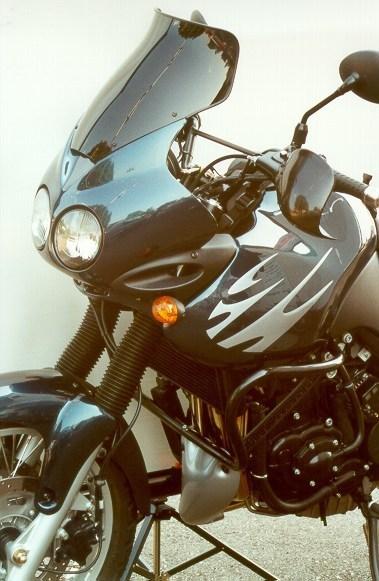 MRA エムアールエー スクリーン ツーリング カラー:クリア/グラデーション有り TIGER900 TIGER 955