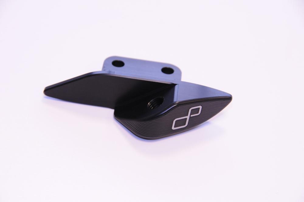 LighTech ライテック ミラー カウルマウントアダプター CNC加工アルミ削り出し TMAX530