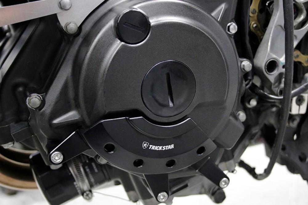 TRICK STAR トリックスター モーターアーマー パルサーカバー Ninja650 Z650