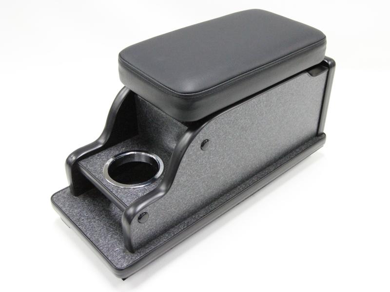 オグショー OGUshow トランポ用品 NV350キャラバン スーパーロングワイドボディDX ESコンソールボックス カラー:ブラックレザー NV350キャラバン スーパーロングワイドボディDX