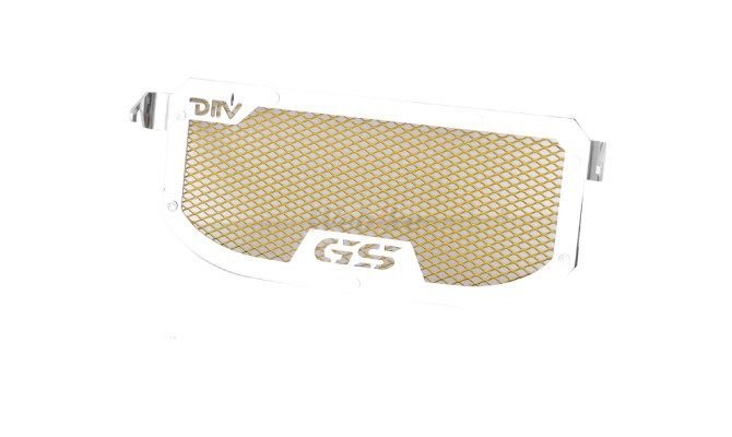 Dimotiv ディモーティヴ オイルクーラー関連部品 オイルクーラープロテクティブカバー(Oil Cooler Protective Cover) ネットカラー:カラー:ゴールド R1200GS R1200GS Adventure
