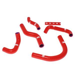 SAMCO SPORT サムコスポーツ ラジエーター関連部品 クーラントホース(ラジエーターホース) カラー:ブレイズ (限定色) RVF 400 NC35 1994-