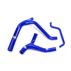 SAMCO SPORT サムコスポーツ ラジエーター関連部品 クーラントホース(ラジエーターホース) カラー:メタリックシルバー (限定色) KLX 450 R 2007-2015 KX 450 F 2006-2008