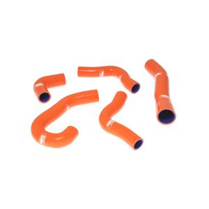 SAMCO SPORT サムコスポーツ ラジエーター関連部品 クーラントホース(ラジエーターホース) カラー:メタリックシルバー (限定色) 1190 RC8 2008-2011