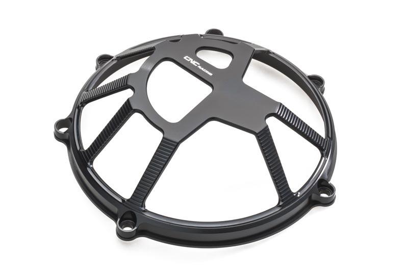 CNC Racing CNCレーシング エンジンカバー クラッチプロテクションカバー カラー:ブラック
