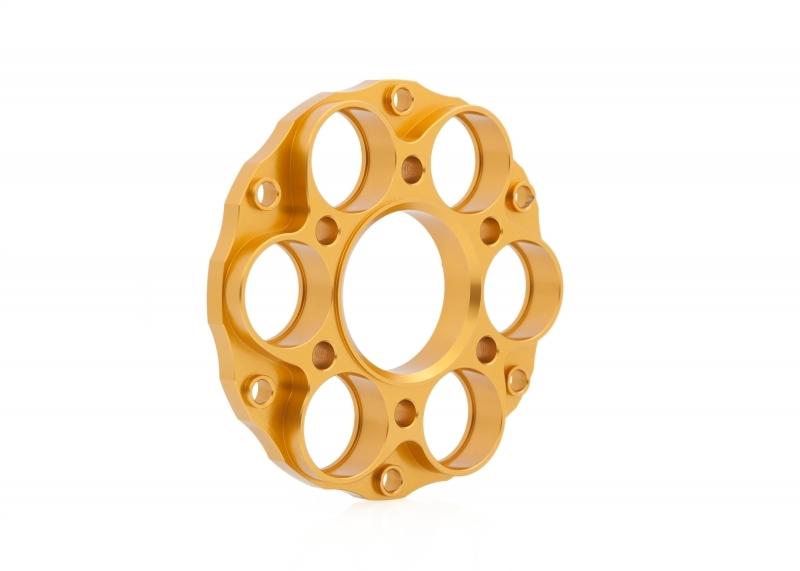 CNC Racing CNCレーシング ホイール関連パーツ ドライブハブフランジ カラー:ゴールド