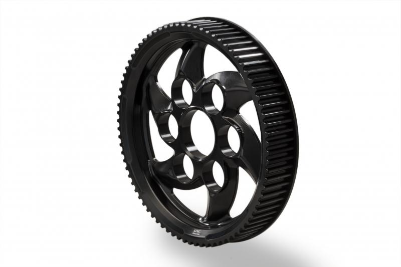 CNC Racing CNCレーシング プーリー関連 リアプーリー DUCATI XDIAVEL カラー:ブラック XDiavel