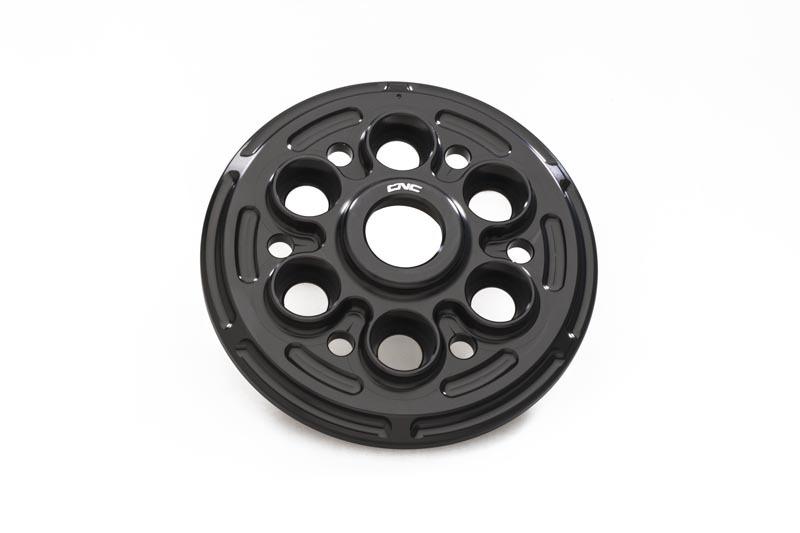 【在庫あり】CNC Racing CNCレーシング エンジンカバー プレッシャープレート DUCATI【Pressure plate Ducati】 カラー:ブラック