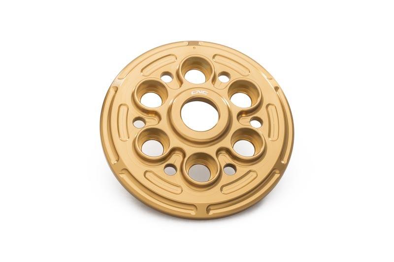 【在庫あり】CNC Racing CNCレーシング エンジンカバー プレッシャープレート DUCATI【Pressure plate Ducati】 カラー:ゴールド