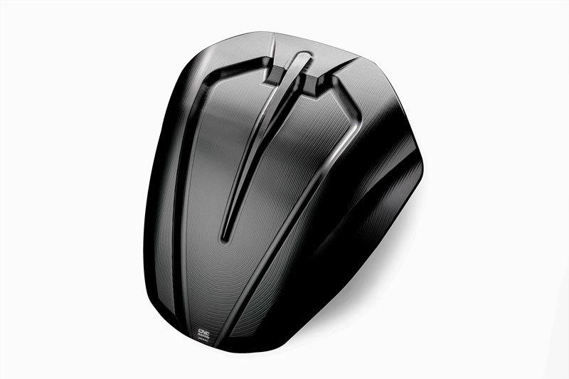 CNC Racing CNCレーシング スクリーン フロントガラスDUCATI XDIAVEL【WINDSHIELD DUCATI XDIAVEL】 カラー:ブラック XDiavel