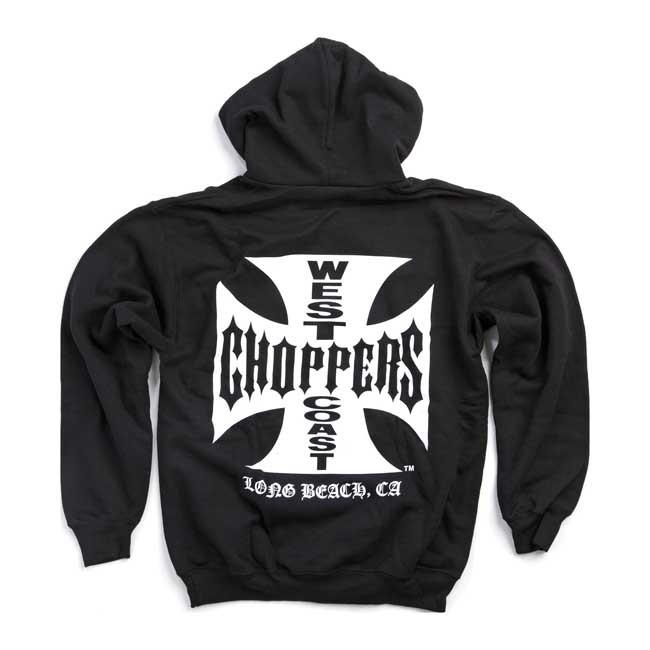 WEST COAST CHOPPERS ウエストコーストチョッパーズ カジュアルウェア ジップアップフード【ZIP-UP HOODIE】 SIZE:UNIVERSAL/M