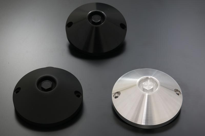 PMC ピーエムシー エンジンカバー S1タイプポイントカバー 表面処理仕上げ:マットブラック Z1000R