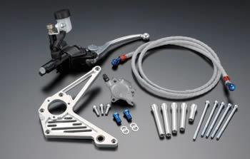 PMC ピーエムシー ビレット 油圧クラッチキット レーシングタイプ GPz1100 Z1 (900SUPER4) Z1100GP Z1100R Z2 (750RS/Z750FOUR) Z750 (空冷) Z900 (KZ900)