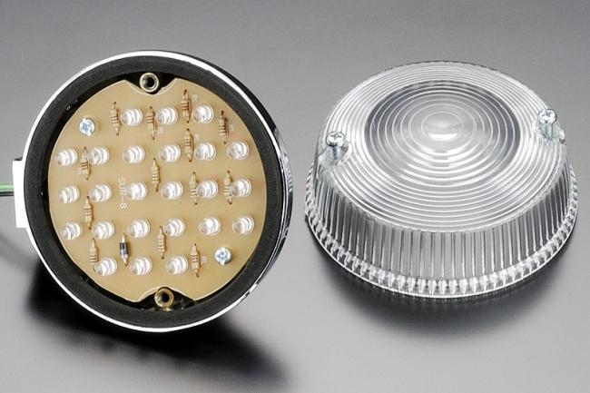 PMC ピーエムシー Z2タイプLEDウインカーシステム カラー:ライトスモーク