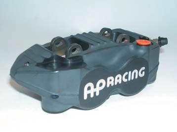 AP Racing APレーシング ワンピース4ピストン ラジアルマウント ブレーキキャリパー