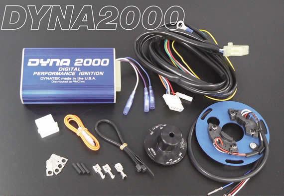 DYNATEK ダイナテック ダイナ2000 デジタル・パフォーマンス・イグニッションシステム Z1 Z2 Z1000MkII Z750FX Z1-R Z750 Z900 Z1000 Z1000 GP Z1100 GP Z400 GP Z550 GP Z750 GP GPZ400 GPZ550 Z650