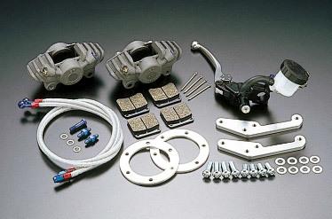 PMC ピーエムシー APレーシング(旧ロッキード)CP2696 2ピストンキャリパーキット マスターシリンダー付き 750SS マッハIV (H2) Z1 (900SUPER4) Z2 (750RS/Z750FOUR)